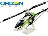 Novità Horizon Hobby: Blade 550 X Pro - Elicottero per volo acrobatico 3D in versione kit e combo