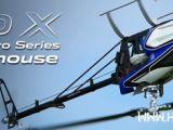 Blade 600 X Pro: Elicottero classe 600 per volo acrobatico 3D