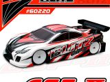 Carrozzeria per touring car 190mm Team Titan Blitz GSF-II