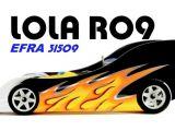 Team Titan Blitz Lola R09 EFRA - Carrozzeria da pista scala 1:8