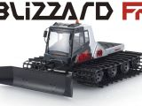 Blizzard FR: nuova versione dello spazzaneve rc Kyosho