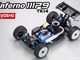Kyosho Inferno MP9 TKI4: Il ritorno di una leggenda