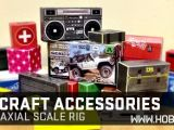 Axial Papercraft: Accessori per Jeep Wrangler Unlimited