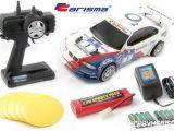 FlightTech Italia: Carisma M40 4WD BMW M3 GTR 2005 Nurburgring in scala 1/10