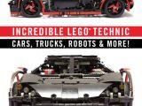 Incredible Lego Technic: il nuovo libro di meccanica Lego.