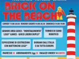 Brick on The Beach: il Lego arriva in spiaggia a Jesolo