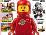 Sabato arriva in edicola la prima rivista dedicata al LEGO!