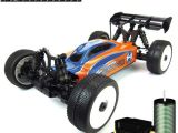 Kit Combo Tekno EB48 Buggy e Mamba Monster brushless