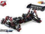 Buggy brushless Sworkz S350 BE1 Evo PSP 1:8 Kit