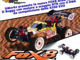 SWorkz Fox8 e Fox8e: buggy 1/8 - Electronic Dreams
