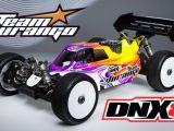 Buggy a scoppio da competizione Team Durango DNX8