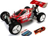 TEAM MAGIC B8 ER JR RTR: Buggy Brushless 1/8