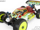 Carrozzeria per buggy - Proline BullDog per Associated RC8 e Hot Bodies D8