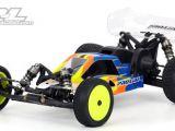 Carrozzeria BullDog per Losi TLR 22 e Kyosho Lazer ZX5