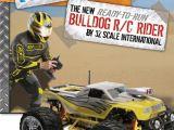 Bulldog RC Rider - Il monster truck radiocomandato in scala 1:3 che si trasforma in un vero quad - 3Z Scale