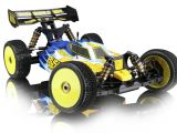 Thunder Tiger Bushmaster 8E: Buggy brushless in scala 1/8