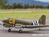 Venom C47 Skytrain Twin brushless video - Electronic Dreams