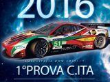 Prima prova Campionato Italiano AMSCI GT 1/8