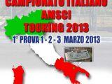 1ma Prova del Campionato Italiano AMSCI 2013 Touring 1/10
