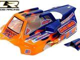 Nuova carrozzeria con cabina avanzata per TLR 8ight 3.0