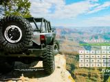 Calendario Novembre 2012: Axial Unlimited Rubicon
