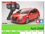 Tamiya - Calendario modellistico Aprile 2009