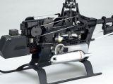 Kyosho Caliber 6 - Elicottero a Scoppio Radiocomandato