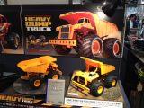 Tamiya Heavy Dump truck (telaio GF01)