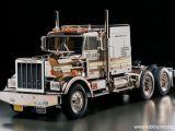 Camion radiocomandato - Tamiya King Hauler metallic special