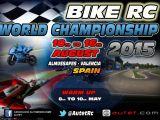 Campionato del Mondo 2015 Moto radiocomandate 1/5 - World Championship RC Bike