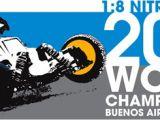 La pista del Campionato del Mondo IFMAR Buggy 2012