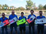 Finali in HD degli europei 2015 EFRA 1/8 Pista - VIDEO