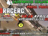 AMSCI: Prima prova Campionato Italiano 2015 Buggy 1/8