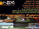 RC Drifting - Primo Campionato Italiano 1/10 UISP