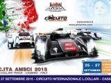 AMSCI Terza prova Campionato Italiano 2015 Pista 1/8