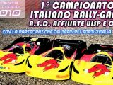 Rally Game Campionato Italiano A.S.D affiliate UISP e CONI