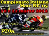 Campionato Italiano moto radiocomandate 2012 Stockbike, Superbike, Nitrobike e Motard in scala 1/5