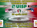 Campionato Italiano USIP 2015 Automodelli Touring RCE