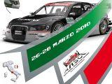 AMSCI - Prima Prova Campionato Italiano 1/5 Touring 2010