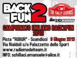 The Rally Legends: Campionato Italiano Back2Fun Scandicci