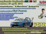 AMSCI: Campionato regionale 2012 1/5 Puglia e Basilicata