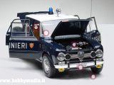 Alfa Romeo Giulia: la macchina dei Carabinieri da costruire in edicola - Diecast scala 1/8 in fascicoli della Hachette
