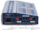 Caricabatterie EV-PEAK CQ3 digitale multiplo 4 uscite