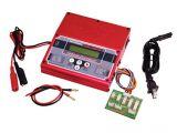 Caricabatterie NiCd, NiMH e LiPo, LiIon, LiFe 2/6S Thunder Power TP610 ACDC