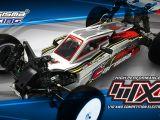 Carisma 4XS Buggy 1/10 da competizione 4WD - BizModel
