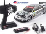 Carisma M40 4WD AMG Mercedes C Klasse DTM 2007 scala 1/10 - FlightTech Italia