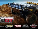 Carisma M40DT: Truck Brushless RTR in scala 1/10