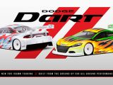PROTOform: carrozzeria Dodge Dart 190mm Touring Car