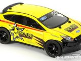 Carrozzeria Ford Focus ST per truck Short Course - ProLine