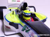 Carrozzeria Formula 1 F2011 per Tamiya F103/F104, WRC, 3Racing e F109 - MonTech Racing